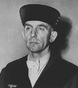 Roland Freisler Präsident des deutschen Volksgerichtshofes