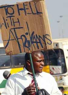 Rassismus in Afrika